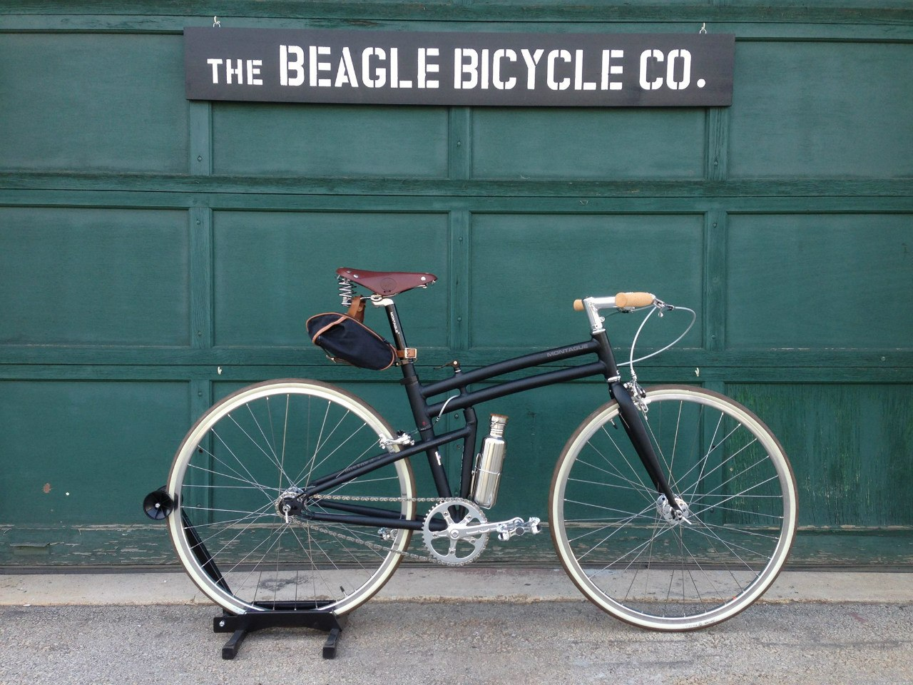 Single speed Boston by Beagle Bicycle Co., Burlington, ON