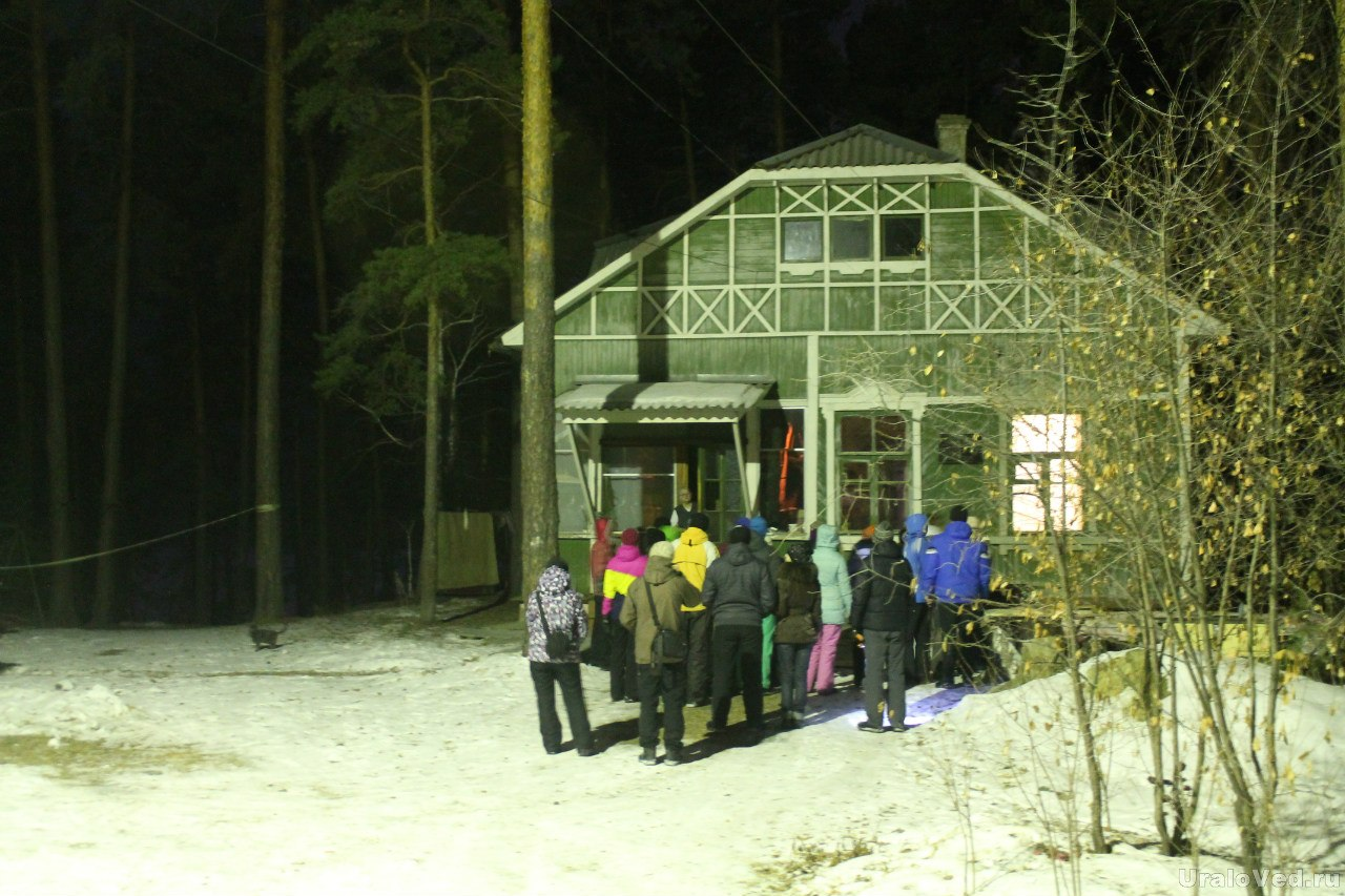 Дом Тимофеева-Ресовского