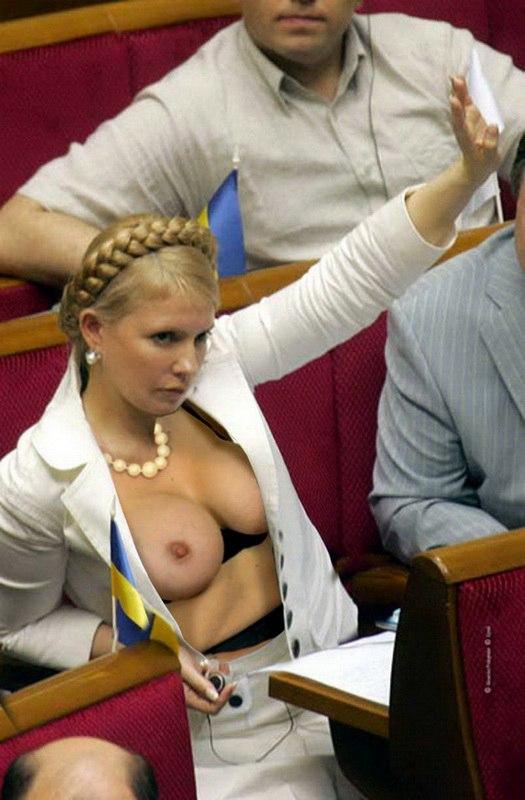 трахается ли тимошенко