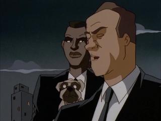 Люди в Черном 1 сезон 3 серия / Men in Black: The Series 1x03 (1997 – 2001)