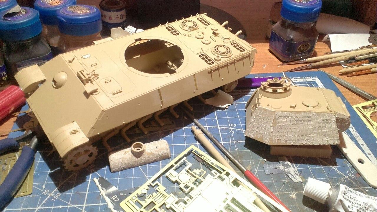 Panther G с инфракрасным прибором.  KIHUkA2dJn0