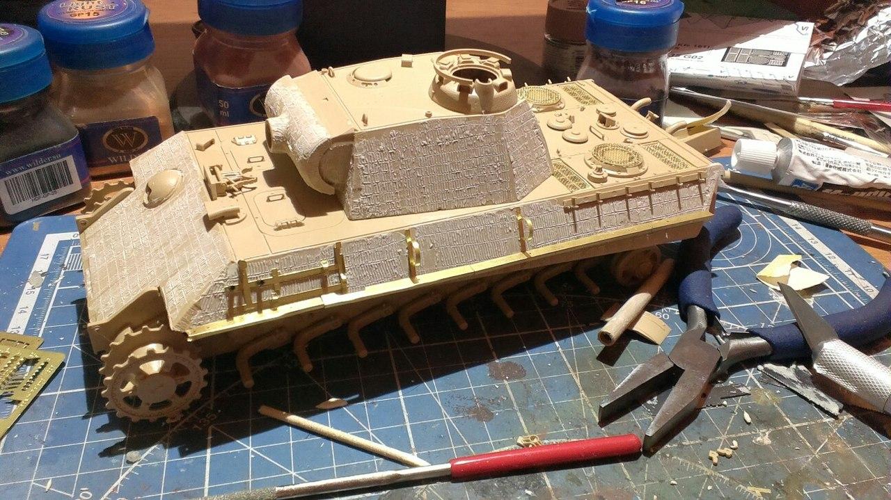 Panther G с инфракрасным прибором.  -thy3Bsv5lc