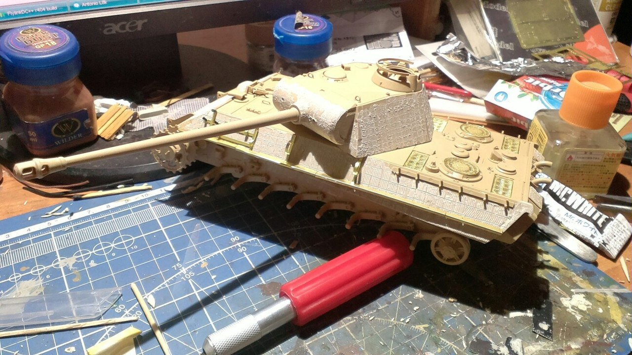 Panther G с инфракрасным прибором.  GGd1b4jGOuo