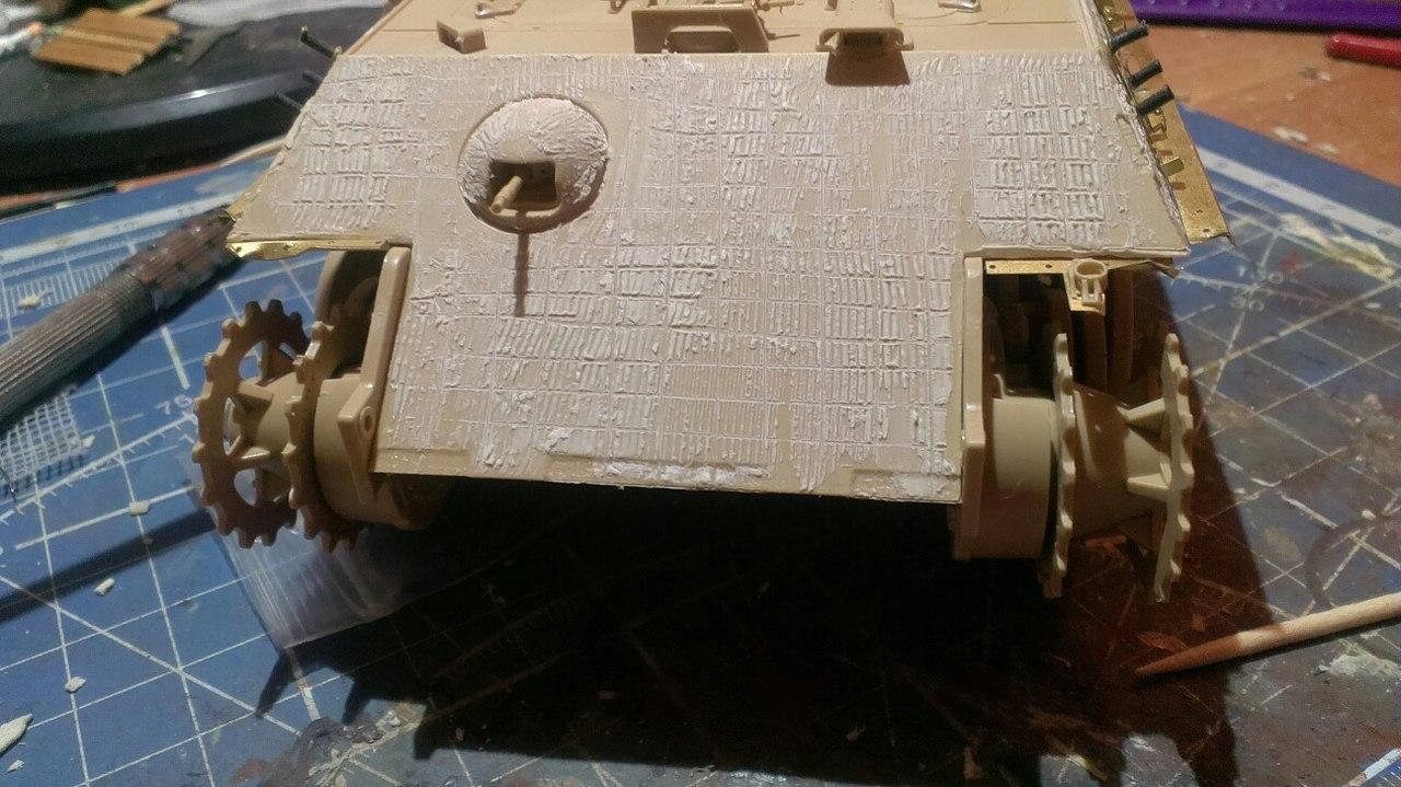 Panther G с инфракрасным прибором.  P1hX4F8EeQ8