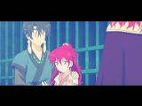 Hak x Yona Id come for you __ akatsuki no yona amv (1)