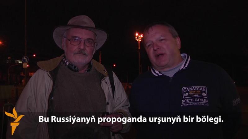 Çehler rus armiýasynyň horuna garşy çykdylar