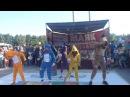 Студия Howl на дне танца-Танец Аниматроников 2015