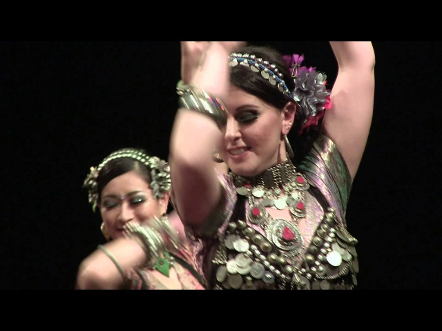 Kae Montgomery of FCBD® Barbara Giannantoni ATS® Duet @ From Rome With Love 2015