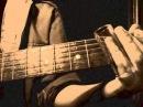 Break Train Blues bottleneck guitar
