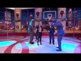 Inside the NBA - Cypher Edition (Nicki Minaj, Shaquille ONeal, Kenny Smith, Ernie Johnson and Grant Hill)