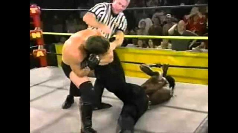 R-Truth vs Ken Shamrock NWA World Heavyweight Championship