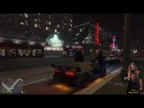 GTA 5 60fps Ultra Graphics 1920x1080 First person view. Vinewood Walk