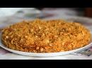 Постный торт рецепт Как приготовить постный медовик