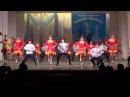 Образцовый хореографический ансамбль Искорки- танец Озорные Казачата