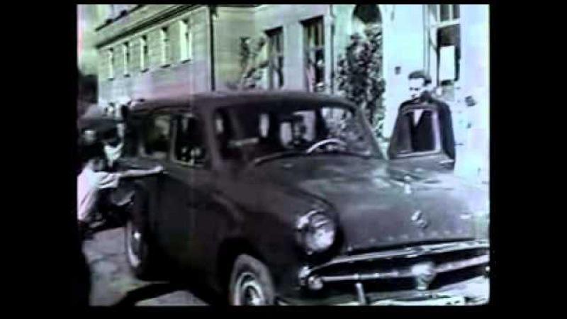 Старый Саратов 50-60х годов | Нижне-Волжская студия кинохроники