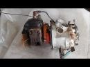Go Kart 1 Стыковка бензопилы и КПП МТ