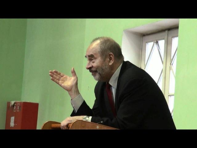 М.В.Попов. Революция и контрреволюция (Часть первая)