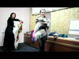 Как завязать павлопосадские платки, шарфы, палантины