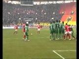 15 апреля 2012, 16:15, Чемпионат России по футболу 2011/2012, 39-й тур (Спартак 2-0 Рубин)