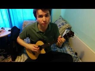 Как Говорит Джинджер - As Told By Ginger (ukulele cover)