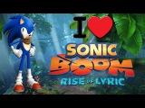I Love Sonic Boom