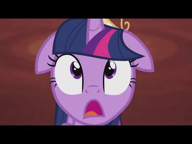 Мой Маленький Пони: Дружба - это Чудо - Появление / сражение / изгнание Лунной Пони [Карусель]