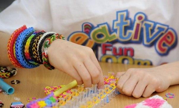 Купить резинки для браслетов в минске