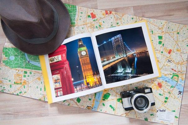 Как сделать фотокнигу онлайн