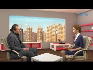 Интервью Николая Лаврова, вице-президента Палаты недвижимости Санкт-Петербурга телеканалу БН-ТВ
