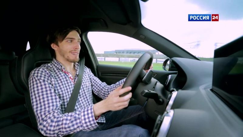 Тест-драйв Audi RS 3 Sportback -- АвтоВести 214_HD