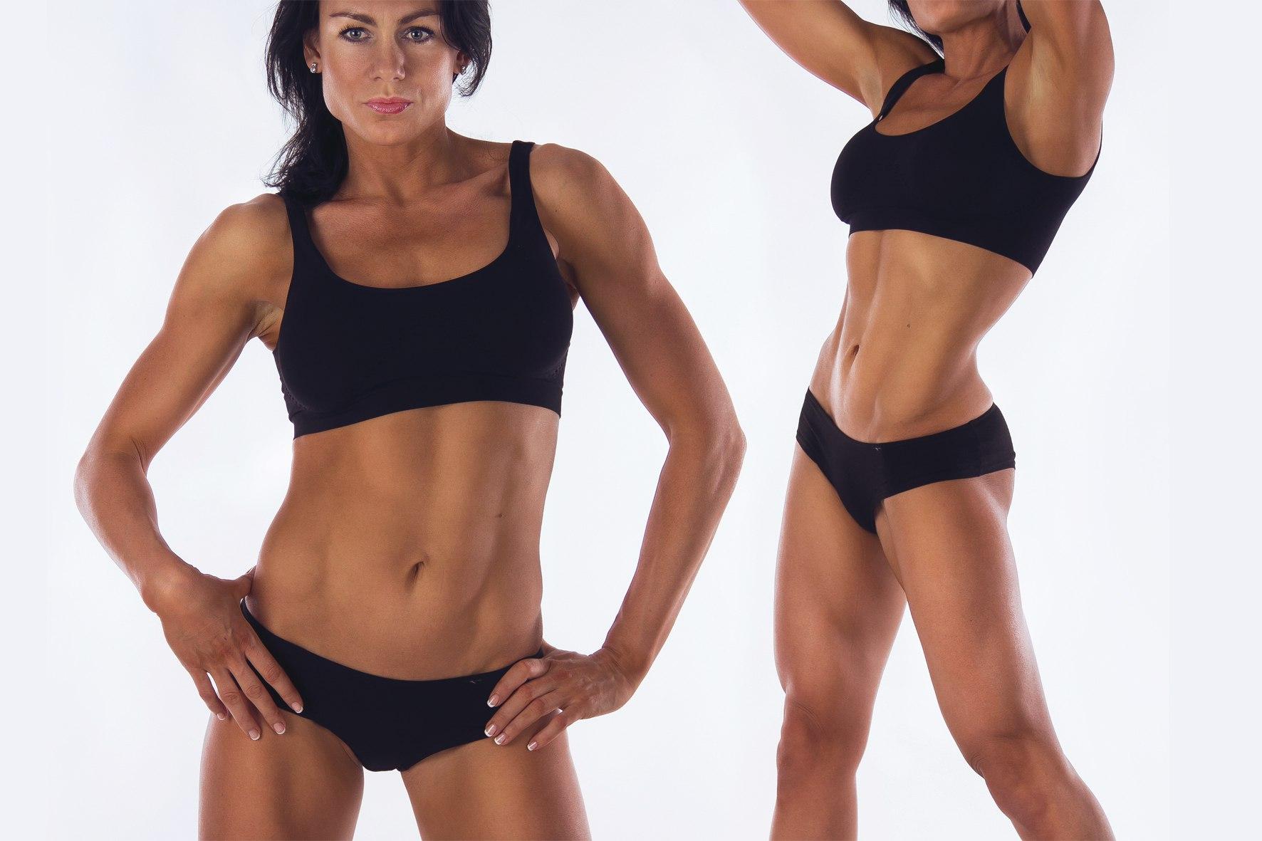 Секси девушки фитнес 28 фотография
