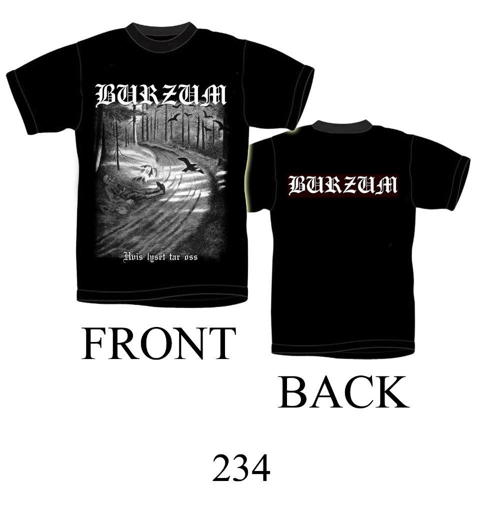 Футболка Burzum 234