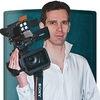 Видеооператор на свадьбу, свадебная видеосъемка.