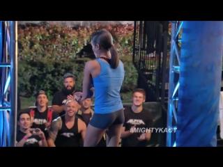 Кейси Катандзаро совершила чудо на шоу «American Ninja Warrior»