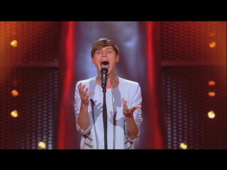 Ferry de Ruiter - At Last (The Blind Auditions - The voice of Holland 2014)