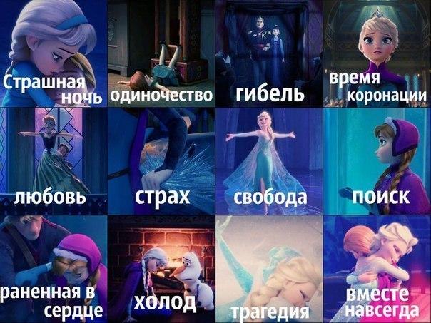 песня из холодного сердца на русском текст