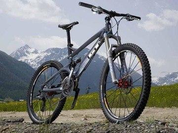 Профессиональные горные велосипеды - олицетворение свободы движения