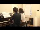 М. Равель Дафнис и Хлоя (Вторая сюита) Фортепианный дуэт Ада Горбунова и Виталий Гаврук