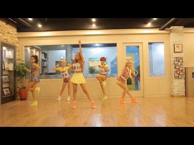 [Mirror] Tren-D (트랜디) -- Candy Boy (캔디보이) Dance Practice