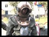 Смолянам продемонстрировали оружие и обмундирование современного солдата российской армии