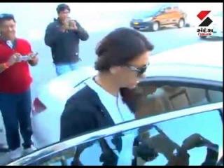 Bollywood Actress Juhi Chawla Arrives @PBD2015