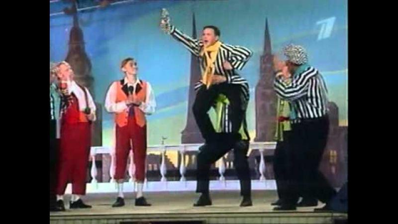 КВН Вышка (1999) - Дети лейтенанта Шмидта - Юрмала