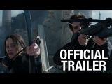 """Голодные игры: Сойка-пересмешница. Часть I - The Hunger Games: Mockingjay Trailer – """"The Mockingjay Lives"""" - первый официальный трейлер"""