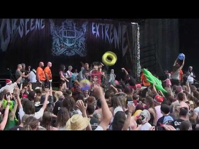 GUTALAX Live At OEF 2014 HD
