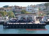 Видео прогулка по Бююкада (Приннцевы острова)