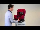 Maxi-Cosi Priori XP- How to remove the cover