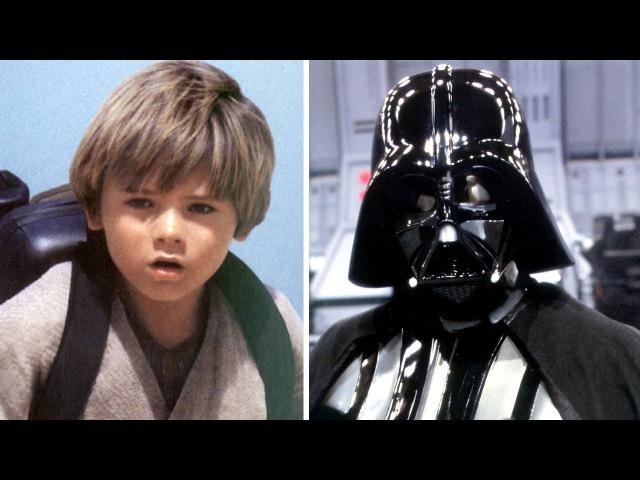Darth Vader with Child Anakin's voice