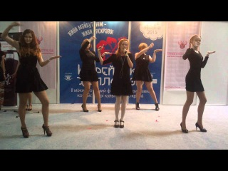 Korean Wave 2015 (cover by Girls on Top)
