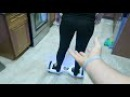 Groping On The Hoverboard