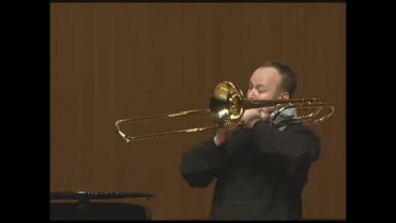 J.S.Bach - Air Sul G For Trombone and Piano
